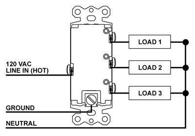 FSR-600 Wiring Diagram