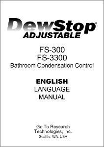 FS-300 Product Manual