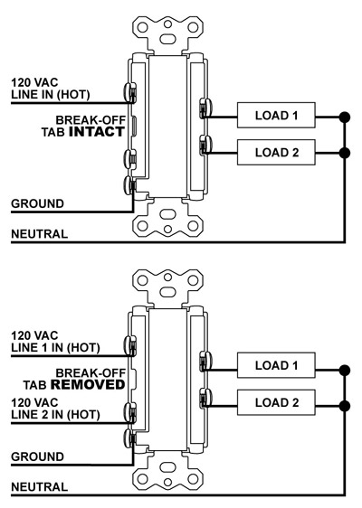 FSR-500 Wiring Diagram